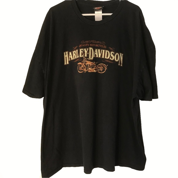 ae4352b2 Harley-Davidson Shirts   Harley Davidson Graphic Tee Black Size 5xl ...